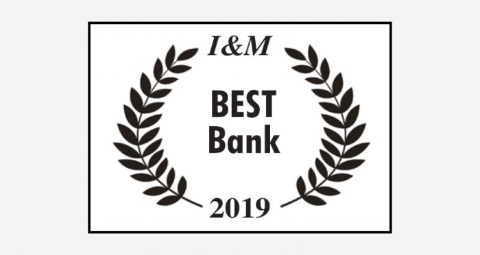 I&M Best Bank logo