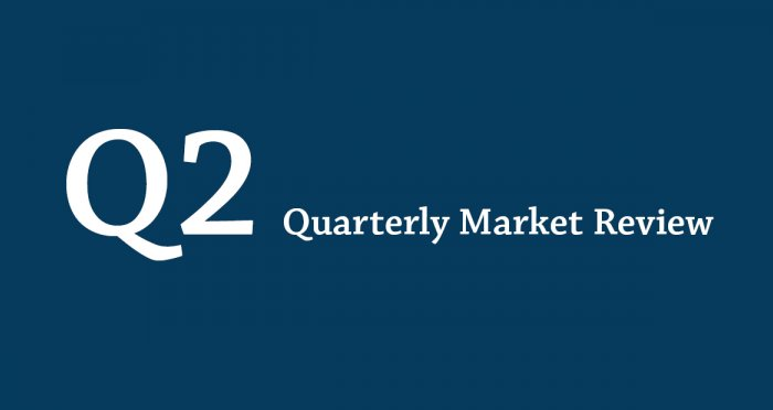 Second Quarter Market Review graphic