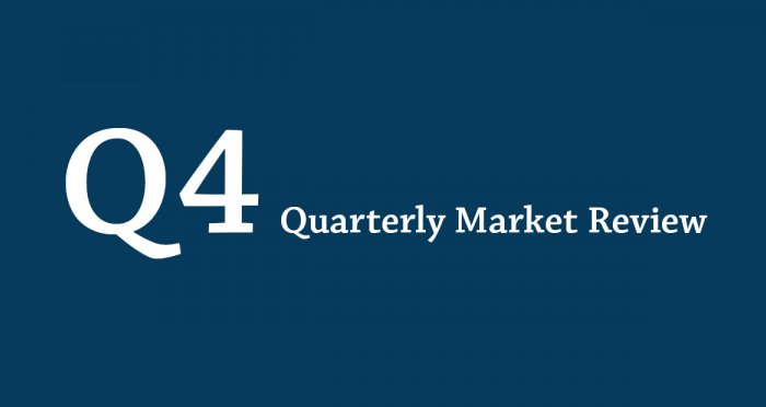 Fourth Quarter Market Review graphic