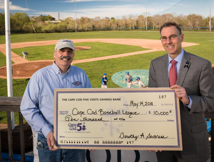 Cape Cod Baseball League Sponsorship